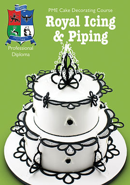PME Royal Icing & Piping Professional Diploma Course