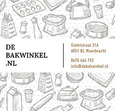De Bakwinkel