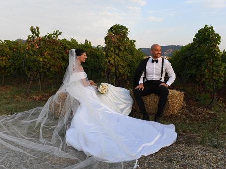 Il matrimonio di Sara