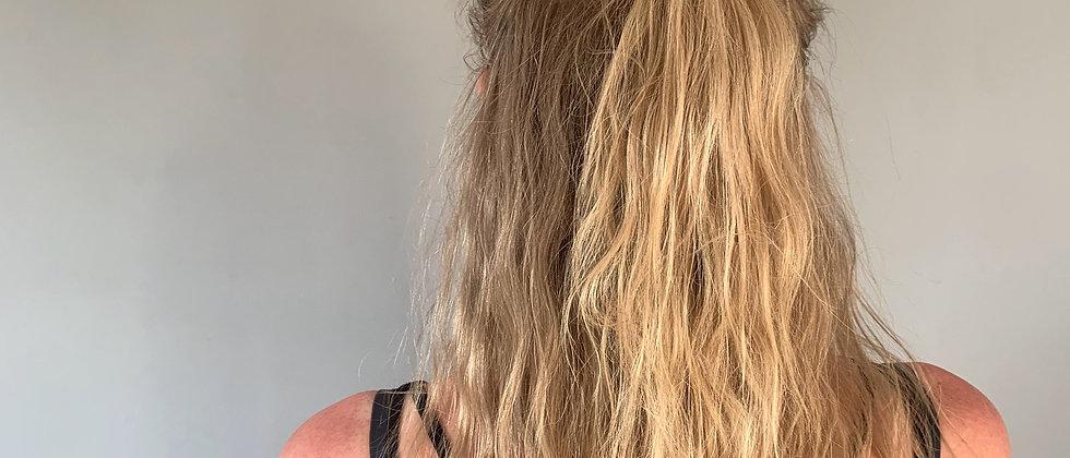 Peachy Hair Ties