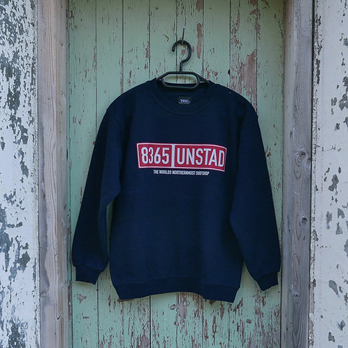 8365 Unstad Kids Crew Neck