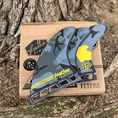 Featherfins JOAN DURU ATHLETE SERIES Future Single Tab systems