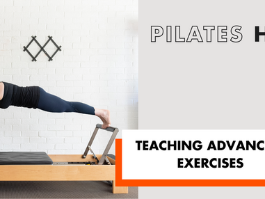 How to Teach Advanced Reformer Exercises