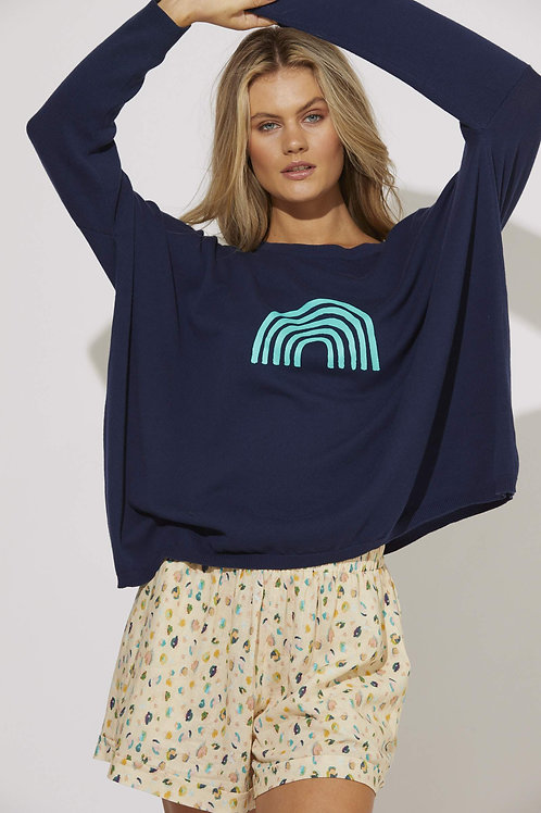 The Haven Co - Bungalow Knit - Navy
