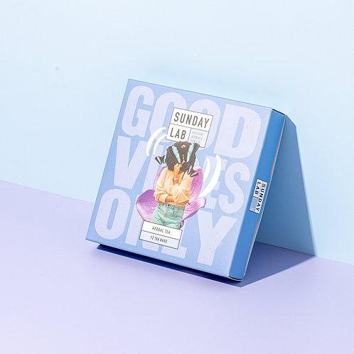 Good Vibes Only - Tea Box