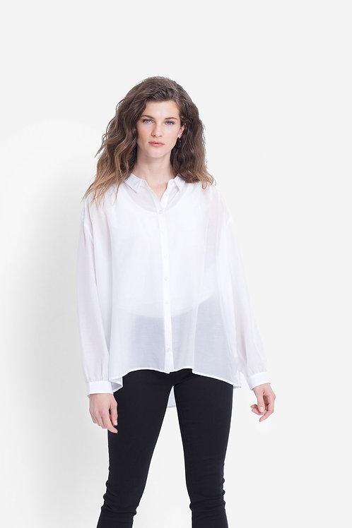 Liah Shirt - White