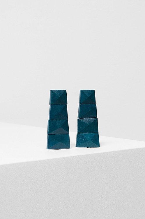 Malena Earring - Teal