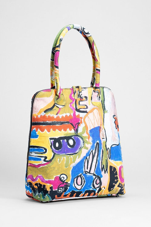 ELK THE LABEL - Mostro Linen Carry On
