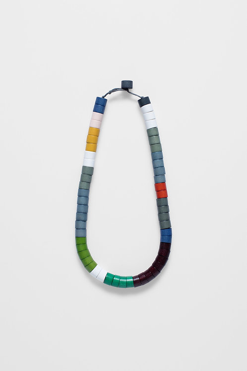 Reine Necklace - Bright Multi