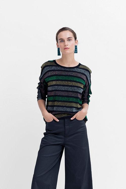Ander Metallic Sweater