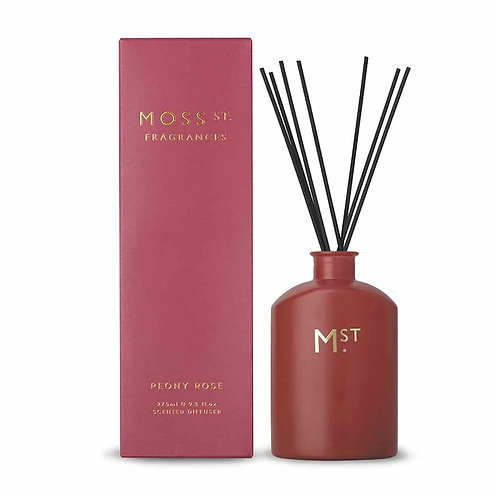 Peony Rose Scented Diffuser