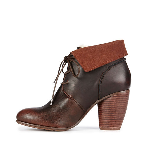 Rose Malee Boots - Brown