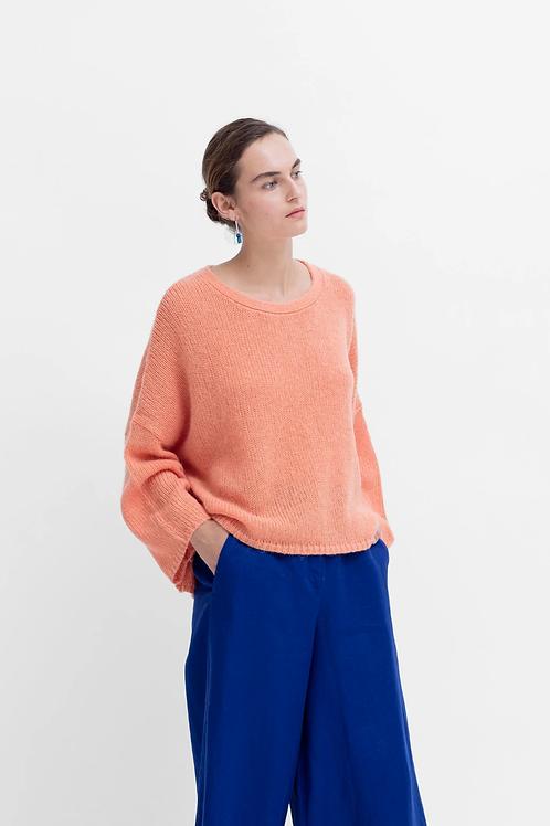 Agna Sweater - Peach