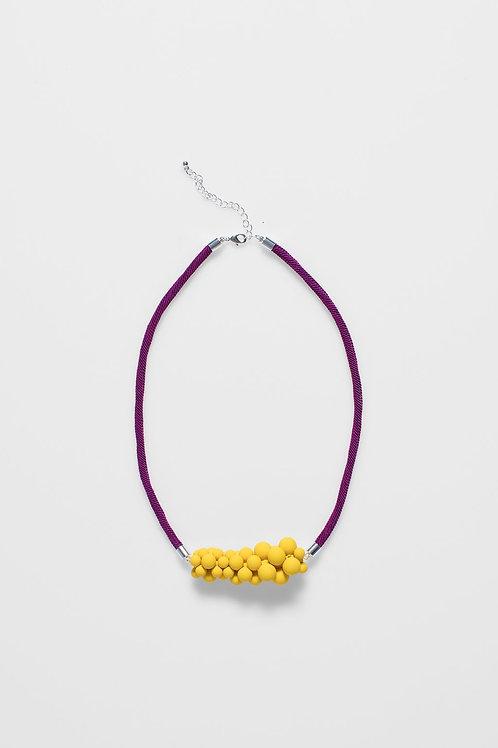 Surte Necklace - Yellow
