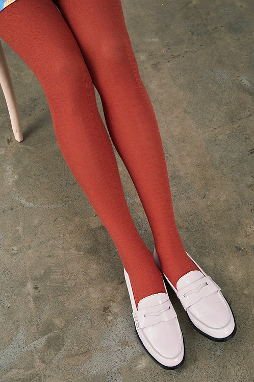Trastevere Full Tights - Cinnamon