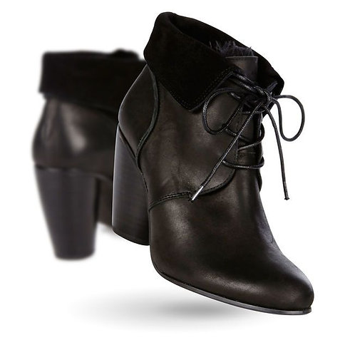 Rose Malee Boots - Black