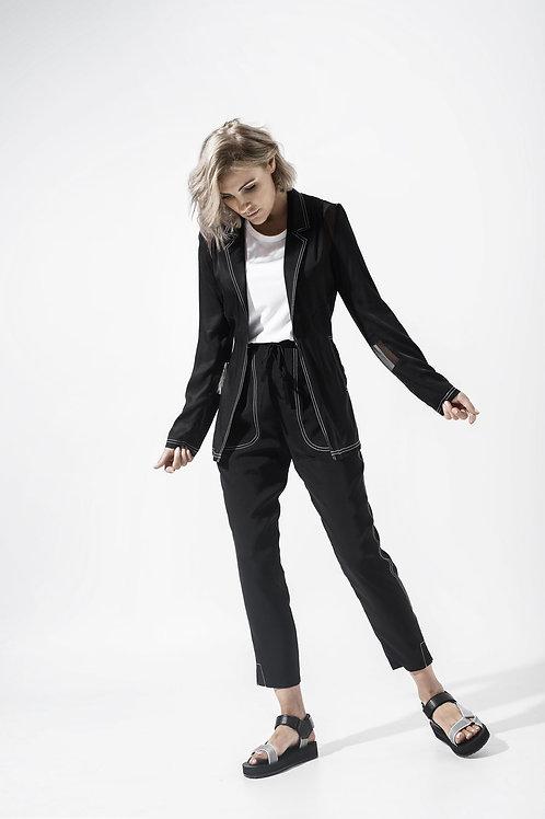 Jacket Burj - Black