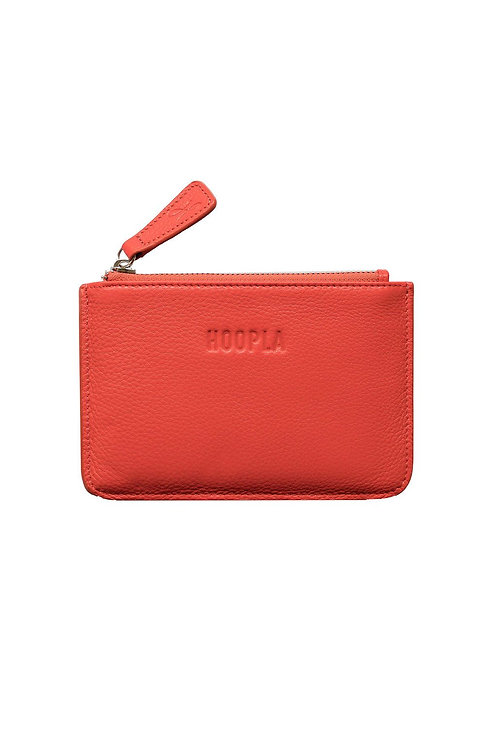 Hoopla Coin Purse - Red