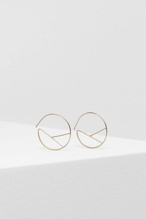 Hallie Earring - Gold