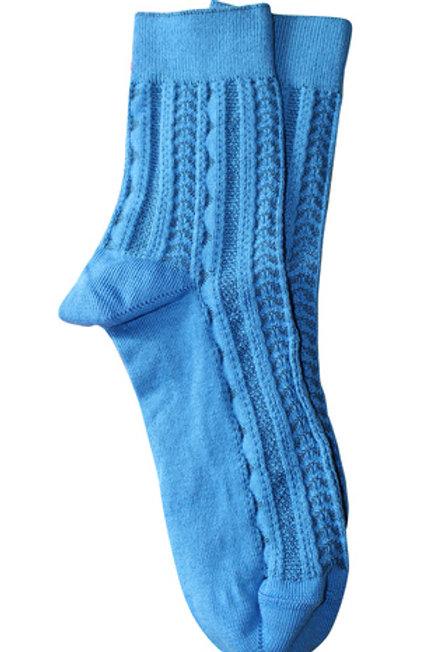 Tevere Socks - Blue