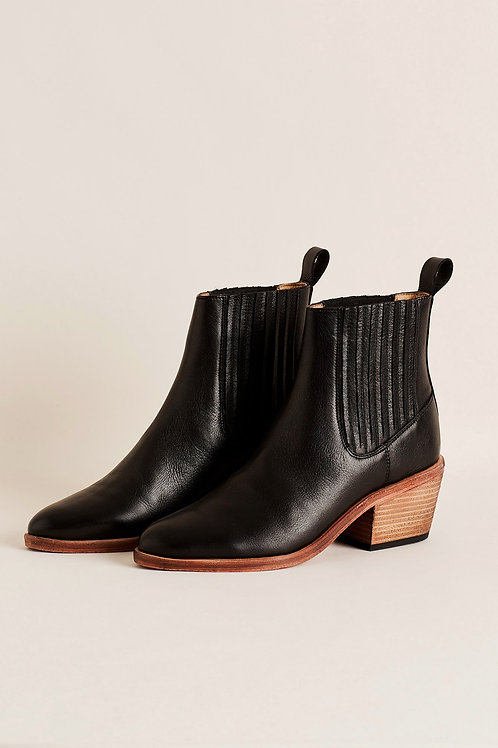 Sectional Boots - Black
