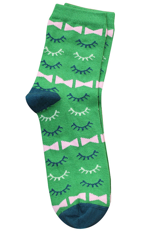 Blink Socks - Green