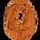 Thumbnail: TGIF Snood - Saffron