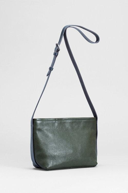 Canutte Bag - Green Tea/Navy
