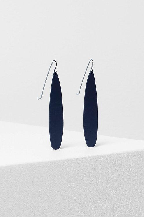 Gannes Earring - Navy