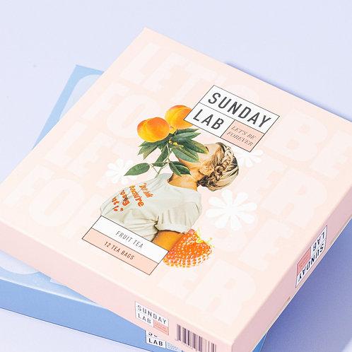 Let's Be Forever - Tea Box