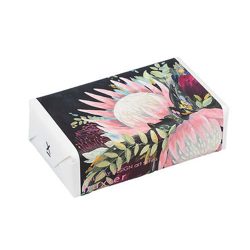 Wrapped Soap - Lemongrass - Pretty in Pink