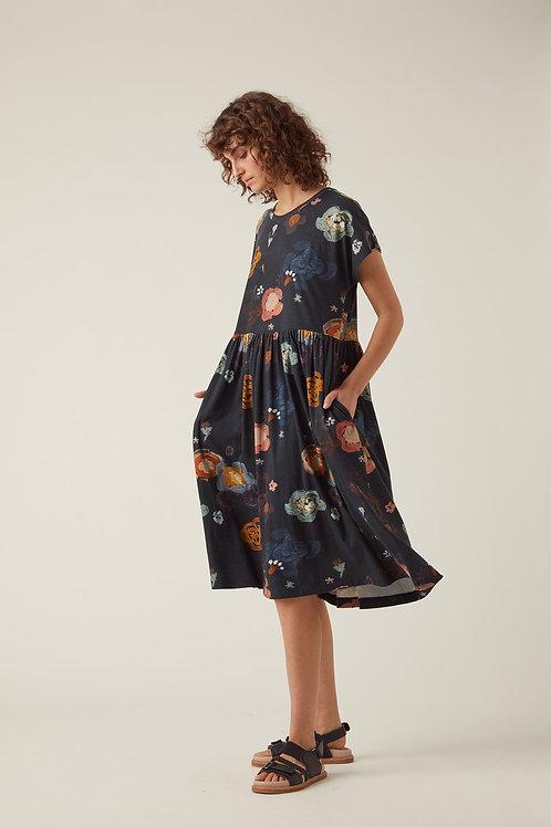 Nancybird - Tathra Dress - Sunflower
