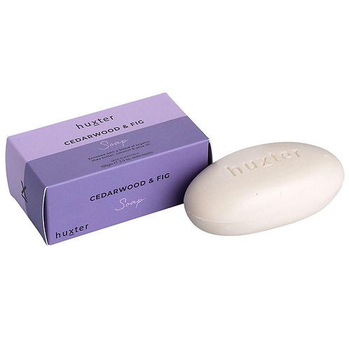 Duo Soap - Cedarwood & Fig 100gm