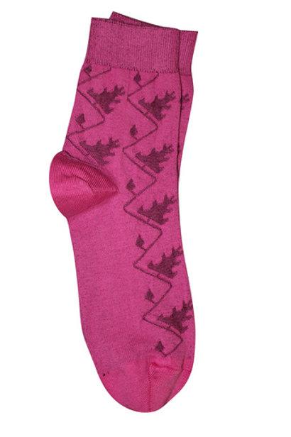 Bacchus Socks - Pink
