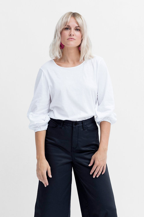 Maja Top - White