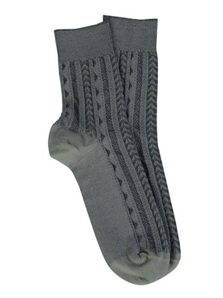 Tevere Socks - Hunter Green