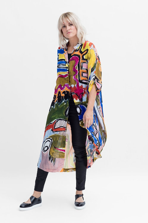 Mostro Shirt Dress