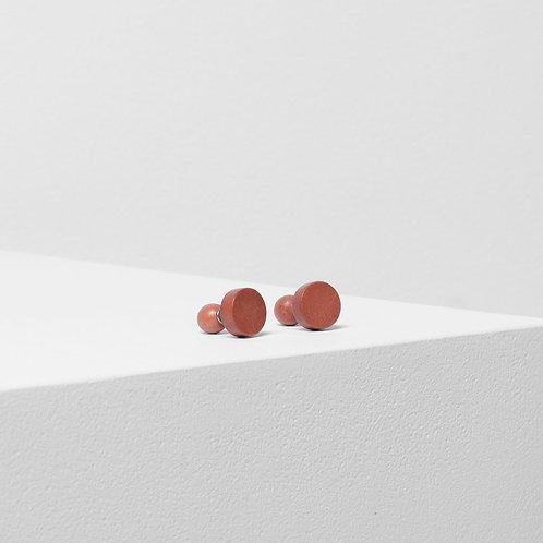 Paz Stud Earring - Roccoco