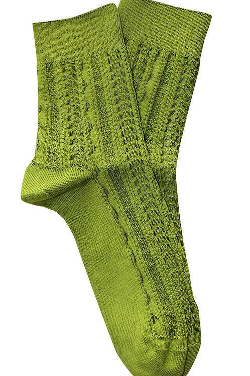 Tevere Socks - Lime