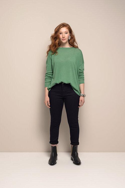 Oslo Black Jeans