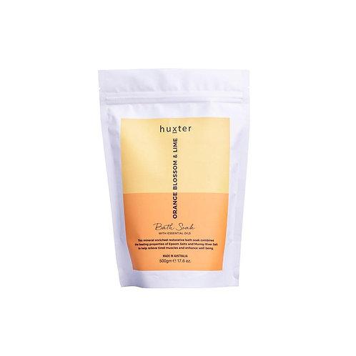 Bath Soak 500gm - Orange Blossom & Lime