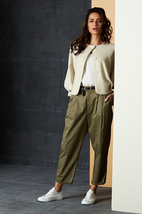 Eb&Ive - Cabin Pant - Moss