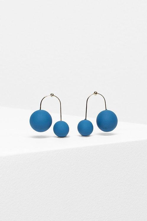 Aari Drop Earring - Light Blue