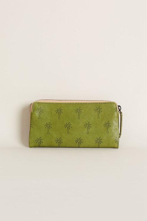 Apollo Wallet - Moss Green