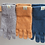 Thumbnail: Unisex Lambswool Gloves - College Grey