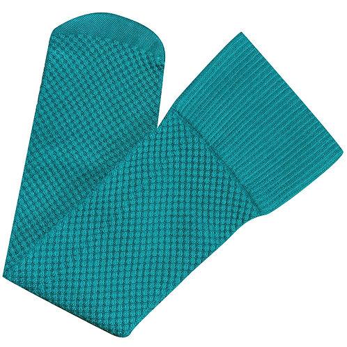 Waffle Socks - Green