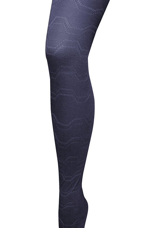 Sunset Modal Tights - Navy