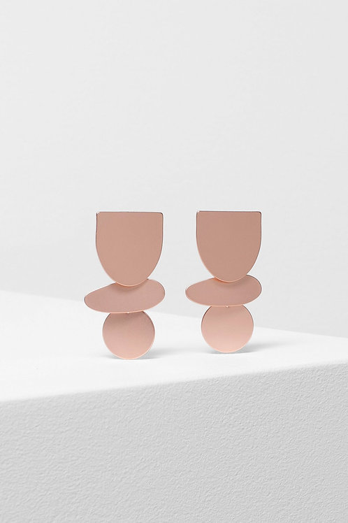 Saffi Earring - Rose Gold