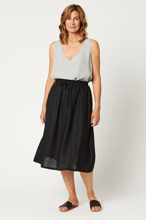 Eb&Ive - Nala Skirt - Ebony