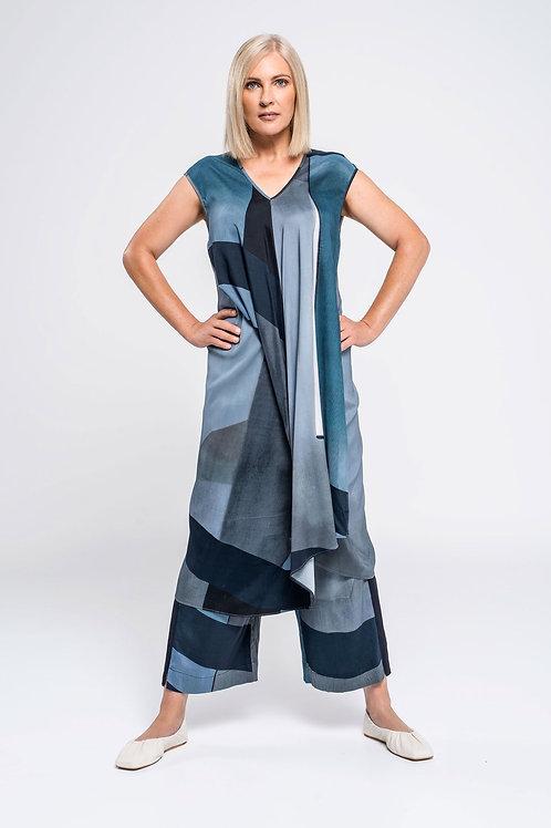 Lounge The Label - Dress Anantara - Murano Print